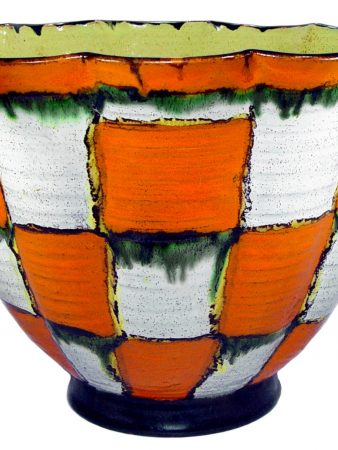564 Walter Goldscheider Benno Geiger Vase