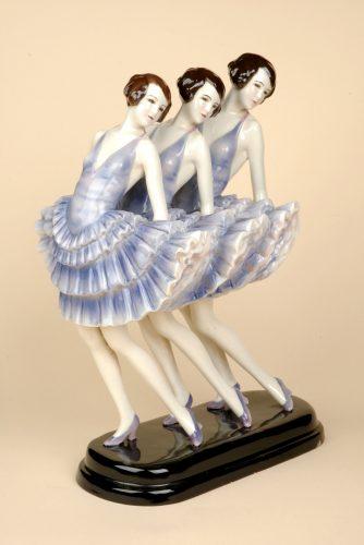 5914 Goldscheider Stephan Dakon Vigo Sisters Triplets