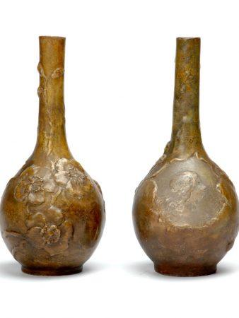 692 693 Arthur Goldscheider Etruscan Vases Jacques Callot