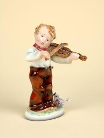 8850 Goldscheider Karl Sailer Violinist