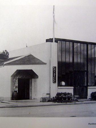 Artur Goldscheider La Stele 1925