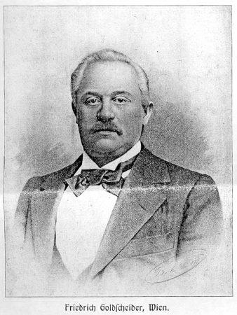 Friedrich Goldscheider Portrait