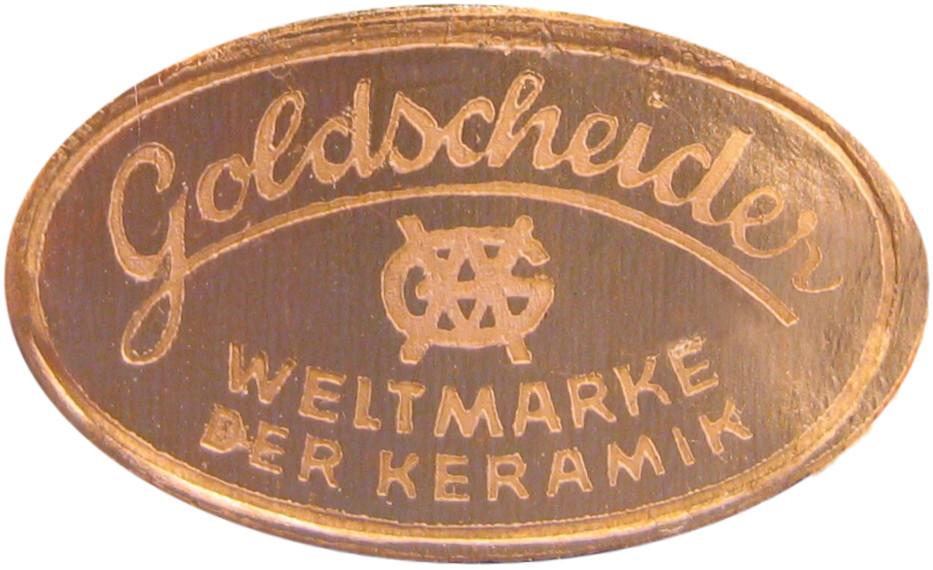 Goldscheider Weltmarke Der Keramik
