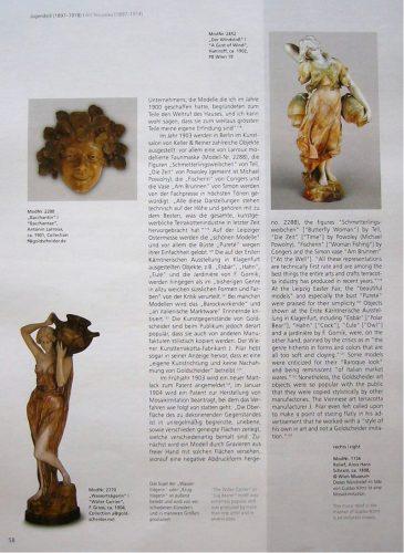 Goldscheider Book Art Nouveau Antonin Larroux